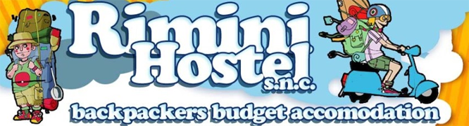 Rimini Hostel - Budget Accomodation