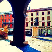 Rimini's Piazza Cavour