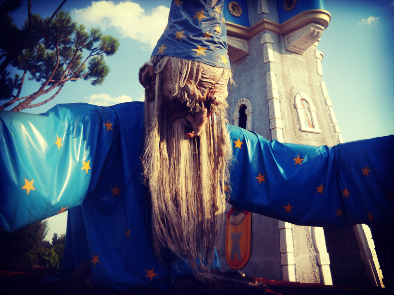 Fiabilandia Rimini - Merlin's castle