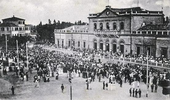 Rimini's Kursaal