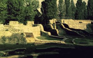 Rimini's Roman Amphitheatre (Anfiteatro)