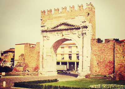 Today's Arco d'Agosto