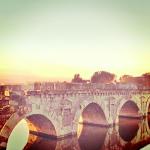 Rimini Ponte Tiberio - Tiberius Bridge