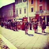 Roman centurions - Rimini (Ariminum)