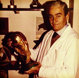 Silvio Gazzaniga and the World Cup in 1974