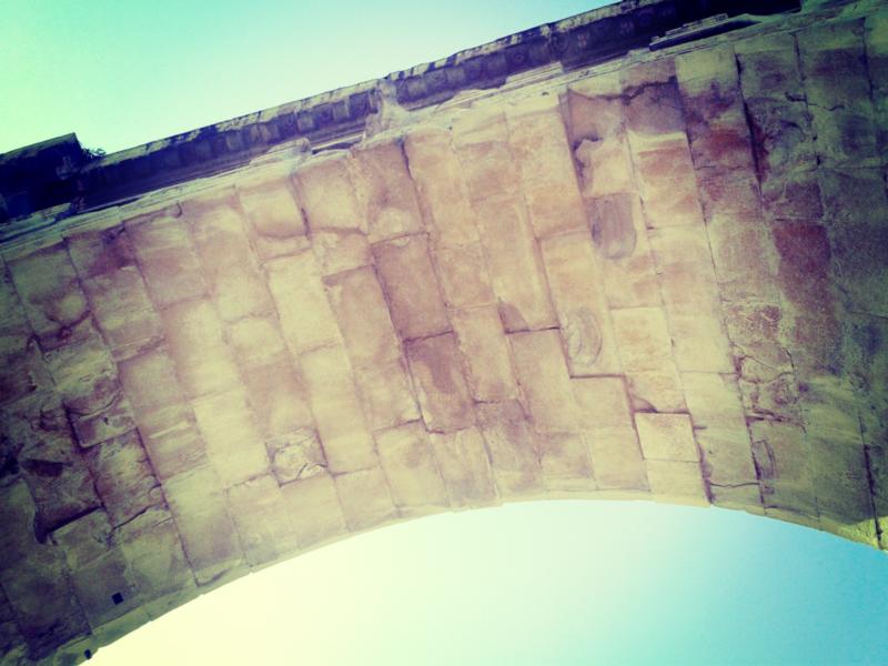 Under the Augustus Arch - Rimini