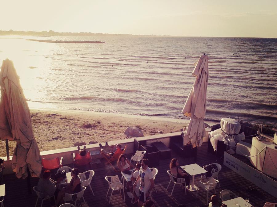 aperitivo time at san giuliano mare rimini