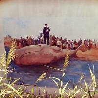 The Balena of the Barafonda in Rimini - A mural as part of the lungofiume dei artisti initiative