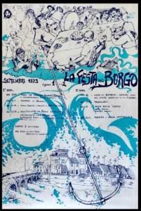 The First Festa de Borg in 1979