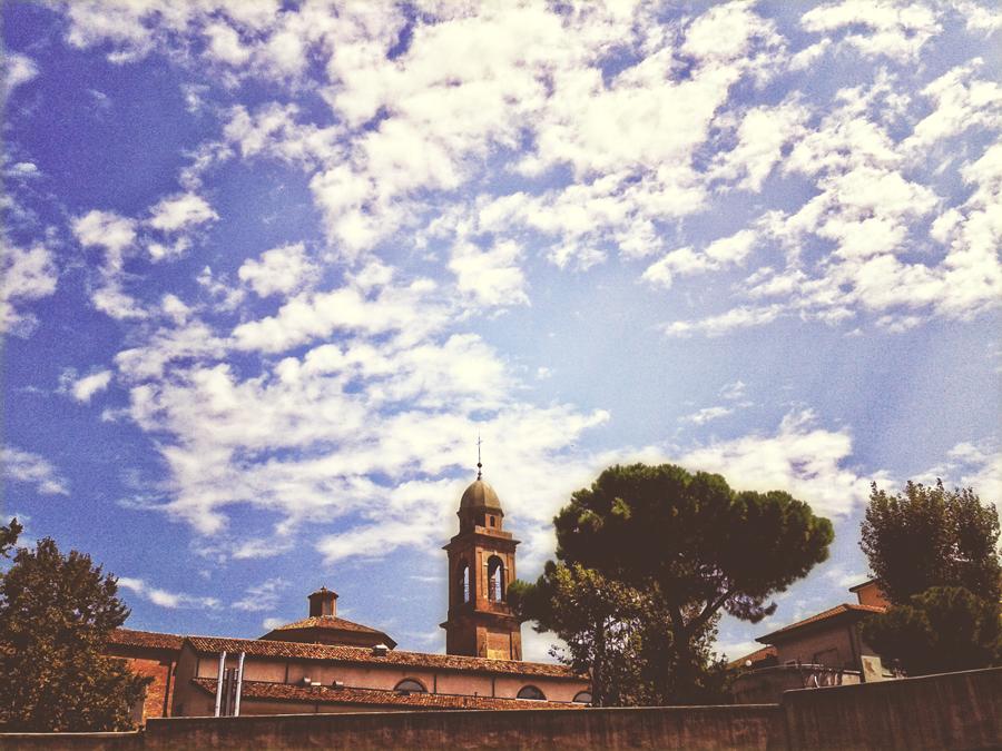 Santa Maria in Corte - Corso d'Augusto rimini
