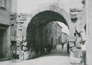The Porta Montanara before the War