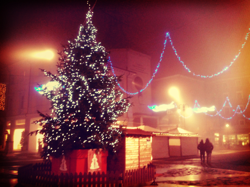 Christmas in Rimini