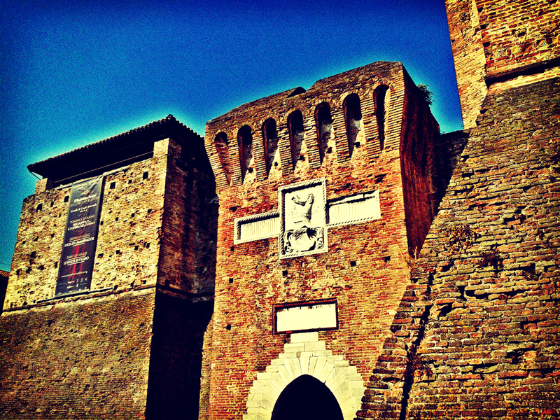 Castel Sismondo Rimini - The Malatesta Fortress