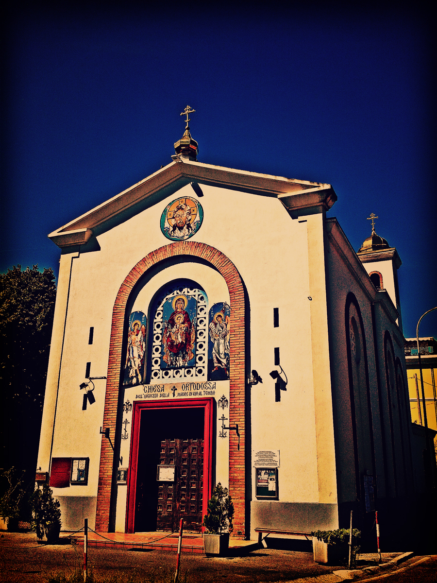 The Orthodox Church - formerly known as Santa Maria Maddalena (delle Celle)